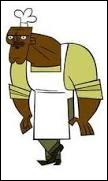 Quel est le nom complet du Chef (celui qui donne à manger à la cantine) ?