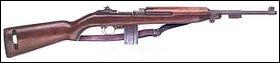 Et pour finir, quelle est la désignation de cette carabine américaine ?