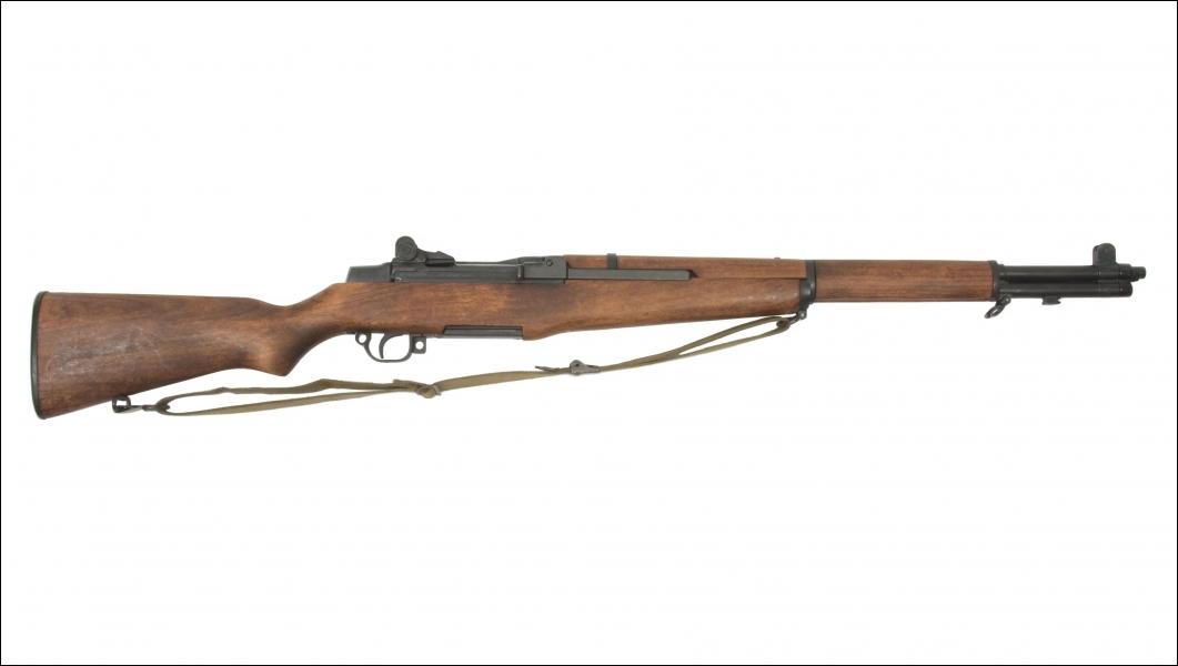 Ce fusil était le fusil standard. Quelle est sa marque ?