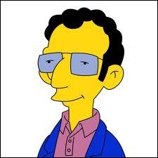 Comment s'appelait le petit-ami de Marge ?