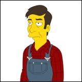 Qui est le cousin d'Homer qui apparaît dans les lamantins ?