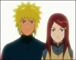Les parents de Naruto sont :