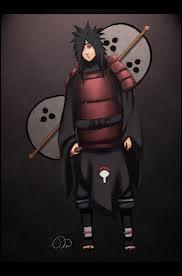 Quel est ce personnage, ressuscité pendant la 4e grande guerre ninja ?