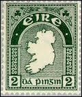 En quelle année fut signé le traité de Londres par lequel le gouvernement britannique acceptait la création d'un  Etat libre d'Irlande  ?