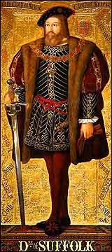 Lesquels furent les plus proches  amis  d'Henry VIII durant quasiment toute sa vie ?