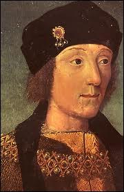 Qui fut le premier souverain de la dynastie des Tudors ?