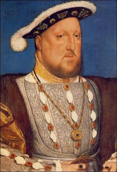 Voici cinq affirmations concernant Henry VIII. Lesquelles sont justes ?