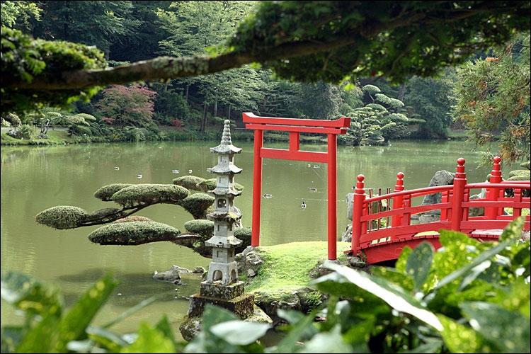 Quizz incontournable france quiz france for Jardin japonais cholet