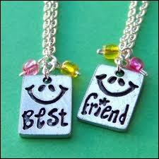 Qui est sa meilleure amie ?