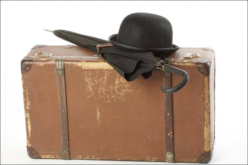 Faites votre valise pour partir à la rencontre de cette ancienne série, avec un peu de chance, vous tomberez  Peel  dessus !