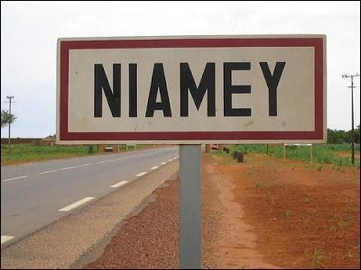 De quel pays Niamey est-elle la capitale ?