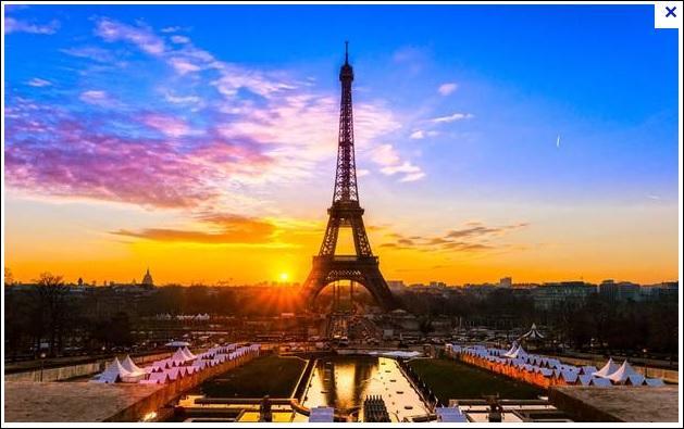 De quel territoire Paris n'est-elle pas la capitale ?