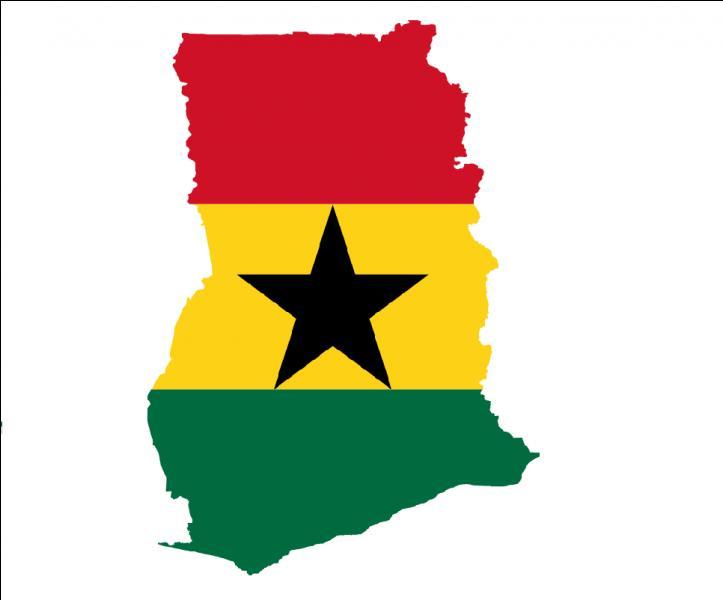 Quelle est la capitae du Ghana ?