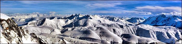 A quelle chaîne montagneuse appartient le massif des Grandes Rousses ?