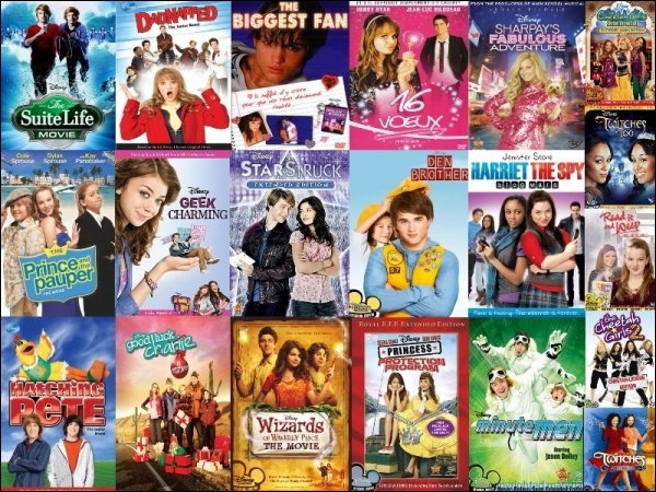 Quizz Disney Channel - Quiz Disney - 223.6KB