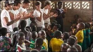 Où les One Direction sont-ils allés ?