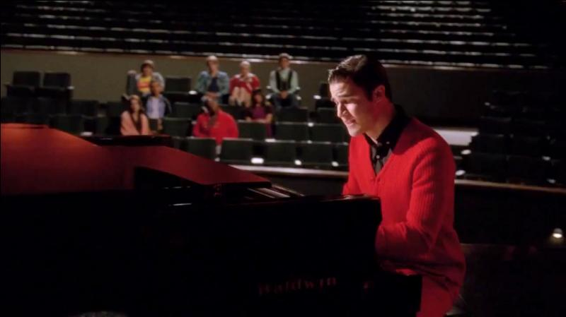 Saison 4 épisode 17 - Quel est le plaisir coupable de Blaine ?