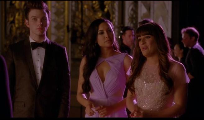 Saison 4 épisode 20 - Où Kurt est-il invité ?