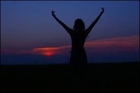 T'es comme un soleil qui brille dans mes nuits :