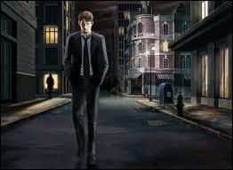 Je marche seul et la nuit me pardonne...