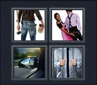 Quel mot s'apparente à ces 4 images :