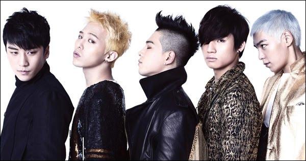 Quel titre a été chanté par BigBang ? (LE classique dans la K-Pop ! )