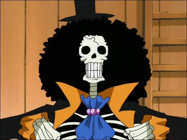 Je suis un squelette ambulant et veux voir les sous-vêtements des filles. Qui suis-je ?