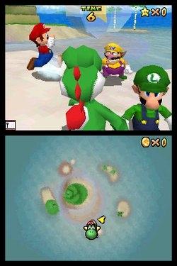 Dans quel Mario peut-on voir cette image ?