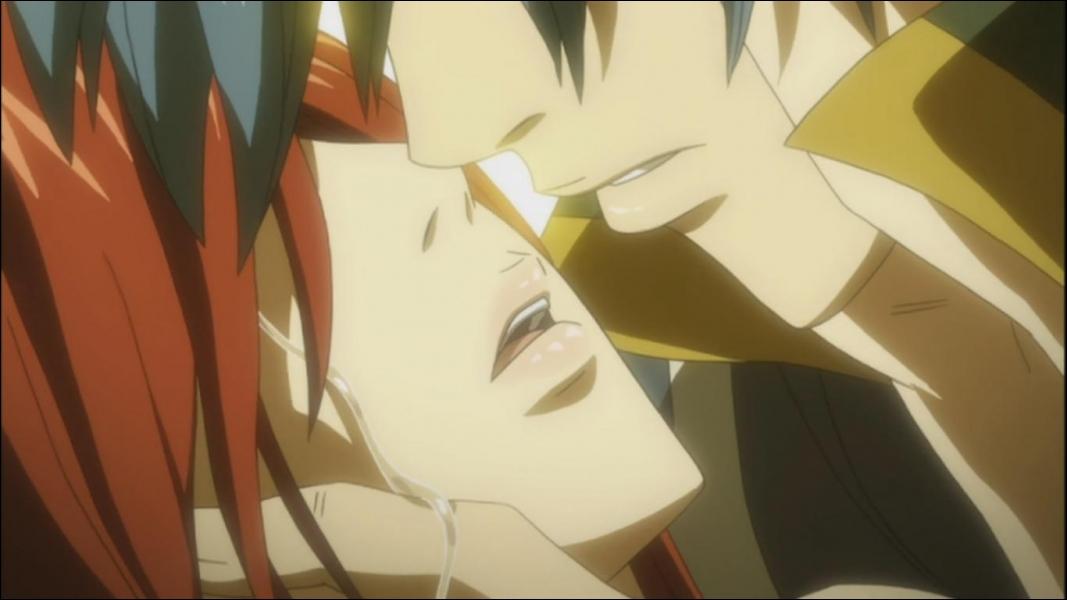 Quel mensonge invente Jellal pour ne pas que Erza l'embrasse ?