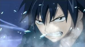 Fairy Tail : Grey Fullbuster