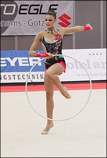 Quel âge a Alexandra Merkulova (en 2012) ?