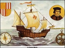 En 1492, de quel pays ce navigateur italien était-il parti quand, durant son voyage, il découvrit les Antilles ?