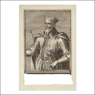 En 434, il succéda à son oncle, Ruga. Il partagea le pouvoir avec son frère aîné, Bléda. Il était surnommé  le fléau de Dieu . De qui s'agit-il ?