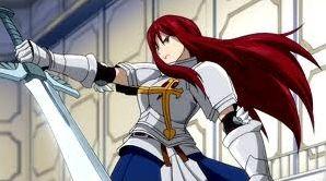 Fairy Tail : Erza Scarlett