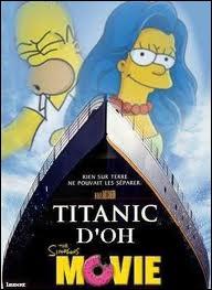 Le bateau le plus célèbre ! Oh, les Simpson était dedans ? ! C'est lequel déjà ? Ah oui ! C'est le Costa Concordia. Vrai ou faux ?