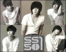 Ballade chantée par SS501 ...