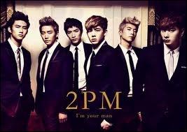 Ballade chantée par 2PM ...