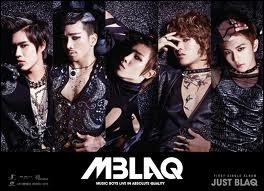 Ballade chantée par MBLAQ ...