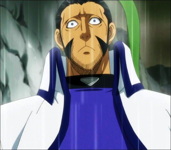 Qui est le commandant adjoint de la guilde Grimoire Heart ?