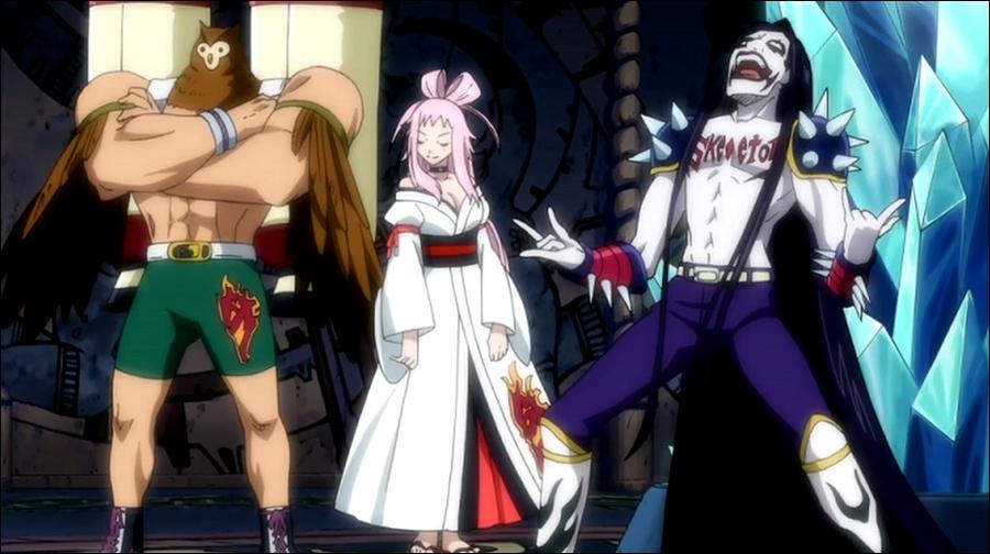 Qui fait partie de la guilde Death's Head Caucus ?