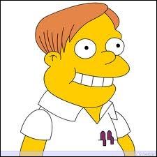 QuI est l'intello de la classe de Bart ?