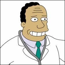 Qui est le docteur principal des Simpson ?