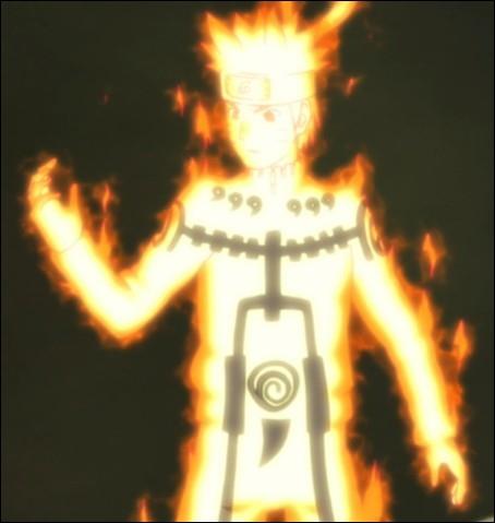 Qui entraînera Naruto à maîtriser son démon à queue ?