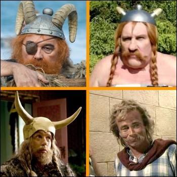 Quel acteur n'est pas au générique du film  Astérix et Obélix : Au sercice de sa Majesté  sorti en 2012 ?
