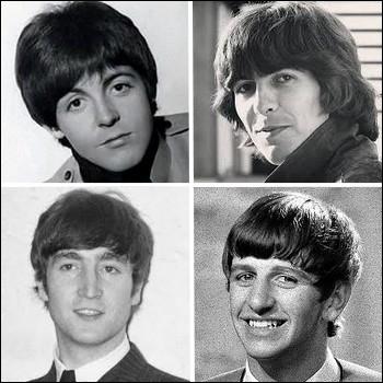 Qui était le plus jeune membre des  Beatles  ?