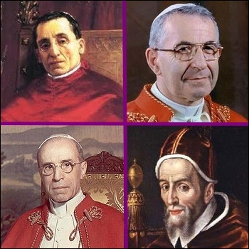 Lequel de ces Papes a eut le règne pontifical le plus court ?