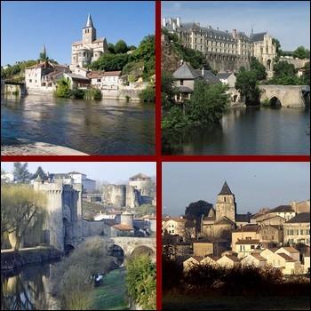 Laquelle de ces villes n'est pas dans le département des Deux-Sèvres ?