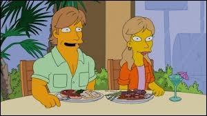 Comment s'appelle le couple qui est censé être les tuteurs de Bart, Maggie et Lisa ?
