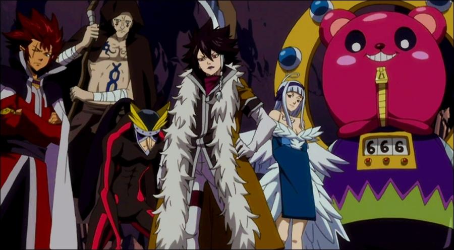 7 ans plus tard, qui gagne le combat entre Reborn Oracion Seis contre Fairy Tail et la Légion ?