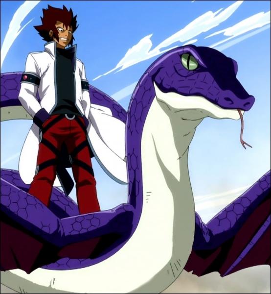 Comment se nomme le serpent de Cobra ?
